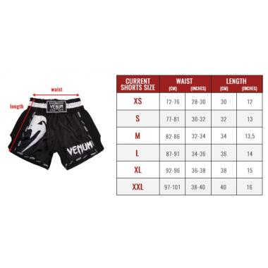 Шорты для тайского бокса Venum Bangkok Interno Muay Thai Shorts Pink Black