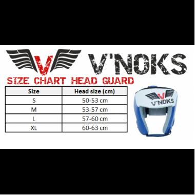 Боксерский шлем V`NOKS LOTTA BLUE