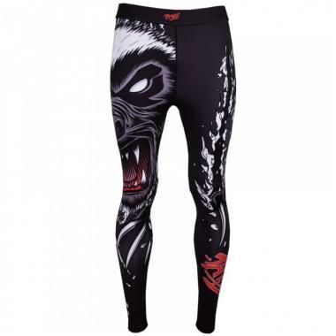 Компрессионные штаны TATAMI Core Black