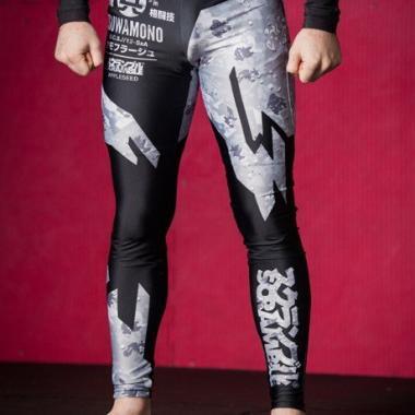 Компрессионные штаны SCRAMBLE Urban Camo