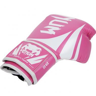 Боксерские перчатки Venum Challenger 2.0 Pink