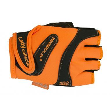 Перчатки для фитнеса PowerPlay 1729-D женские