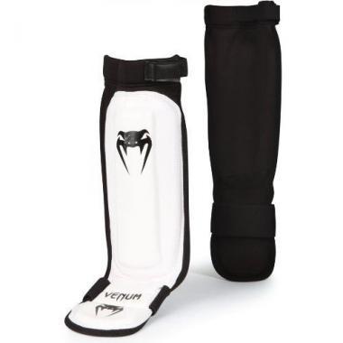 Защита голени Venum 360 MMA Shinguards - White
