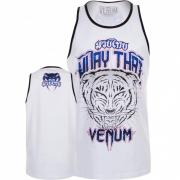 Майка Venum Tiger King Tank Top White