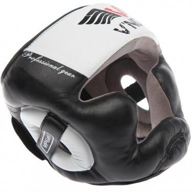 Боксерский шлем V`Noks Aria White