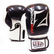Перчатки боксерские FirePower FPBGA3 Black