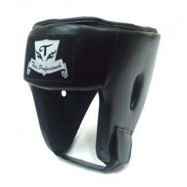 Шлем боксерский Thai Professional HG2L black