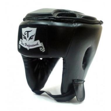 Шлем боксерский Thai Professional HG2T black