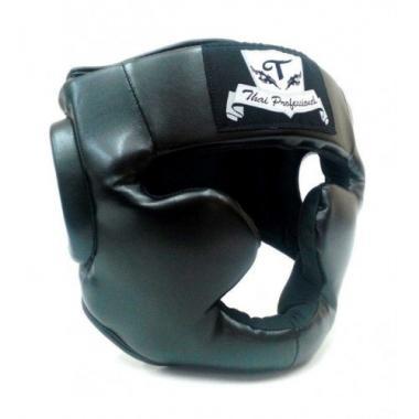 Шлем боксерский Thai Professional HG3L black