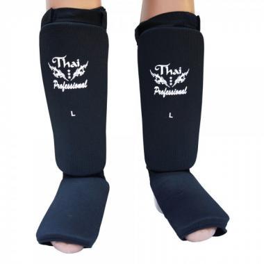 Защита ног Thai Professional SG5 black