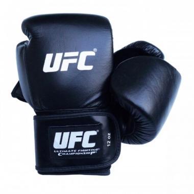 Боксерские перчатки UFC black