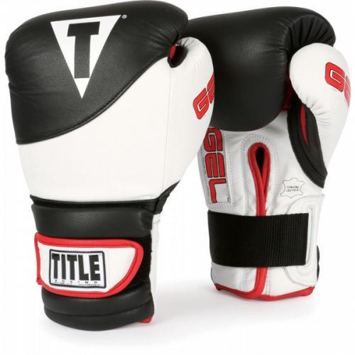 Перчатки боксёрские TITLE Gel Suspense Training Gloves