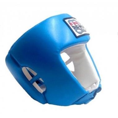 Шлем боксерский для соревнований FirePower FPHGA2 Blue